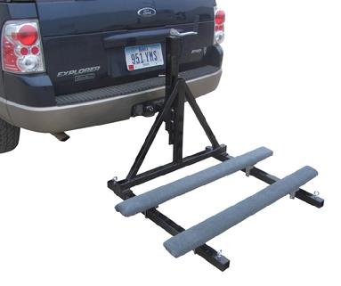 receiver hitch pwc trailer / carrier